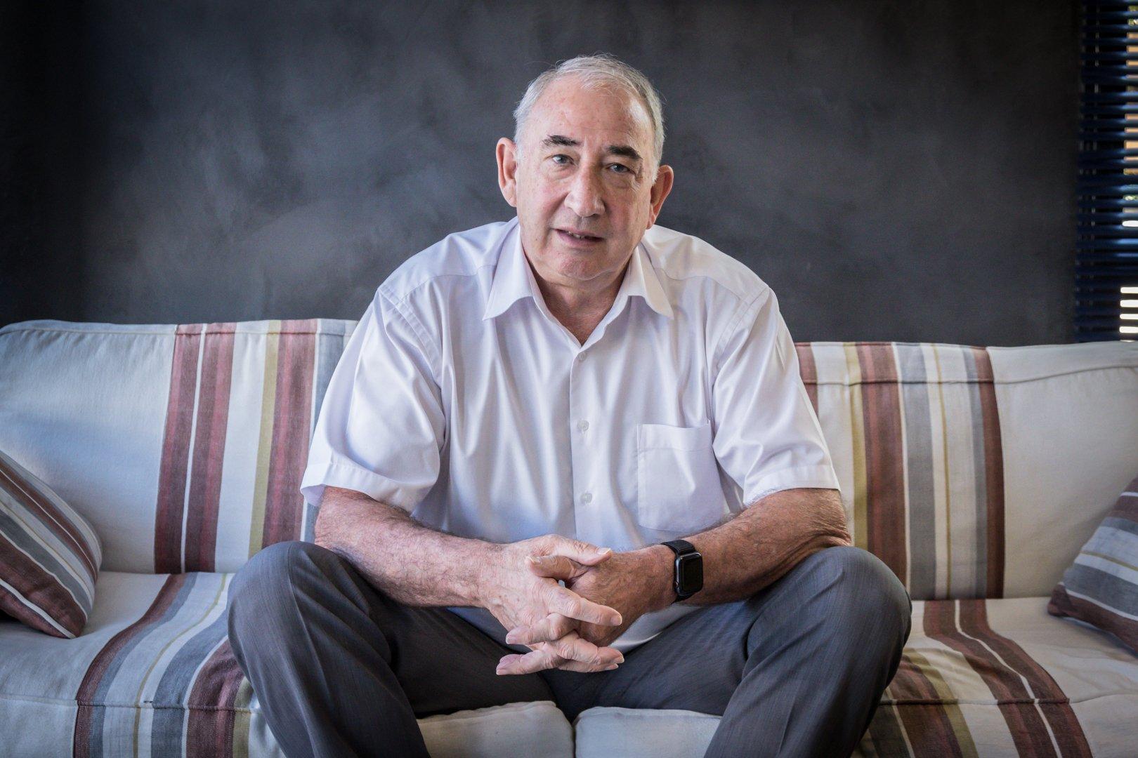 Albert Sanz - Président AJ Promotion