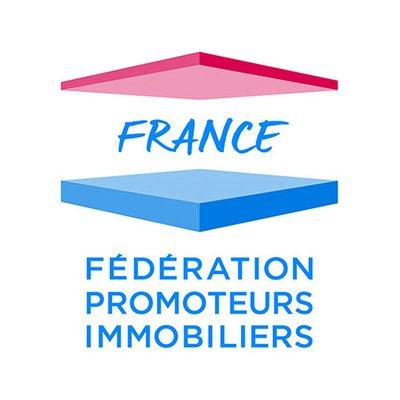 Logo fédération des promoteurs immobiliers France