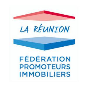 Logo fédération des promoteurs immobiliers réunion